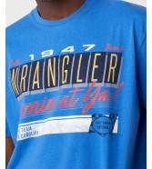Wrangler SS CAR TEE W7AP Wranger Blue