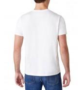 T-shirt Wrangler SS 2 PACK TEE W7BAD Navy/White