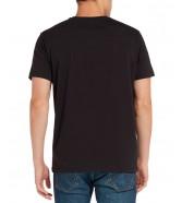 T-shirt Wrangler SS SIGN OFF TEE W7C07 Black