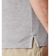 Koszulka Wrangler SS PIQUE POLO W7D5K Mid Grey Mel
