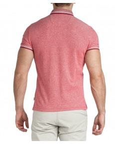 Wrangler SS REFINED POLO W7D6K Formula Red