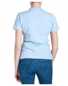 Wrangler POLO W7Q1K Cashmere Blue