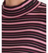 Golf Wrangler HIGH NECK BABY TEE W7R1 Faded Black