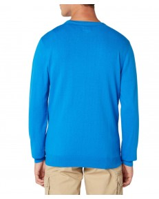 Wrangler CREW KNIT W8A0P Directoire Blue
