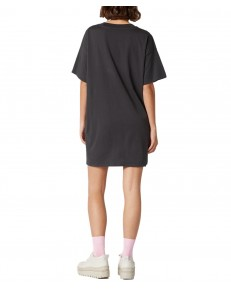 Wrangler TEE DRESS W9N7G Faded Black
