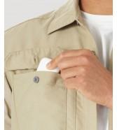 Koszula Wrangler ATG MIX MATERIAL SHIRT WA5B Twill