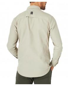Koszula Wrangler ATG MIX MATERIAL SHIRT WA5B London Fog
