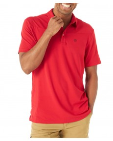 Koszulka Wrangler ATG SS PERFORMANCE POLO WA7A Haute Red