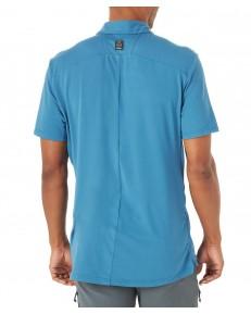 Koszulka Wrangler ATG SS PERFORMANCE POLO WA7A Dark Blue