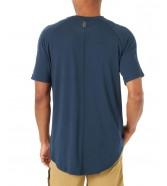 T-shirt Wrangler ATG SS PERFORMANCE WA7B Dark Sapphire