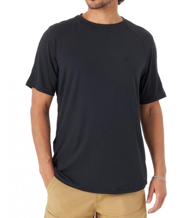 T-shirt Wrangler ATG SS PERFORMANCE WA7B Jet Black